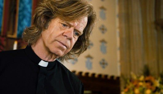 William H. Macy as Father Brendan—photo courtesy Fox Searchlight