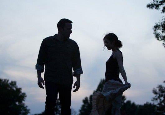 To the Wonder, Starring Ben Affleck and Olga Kurylenko.