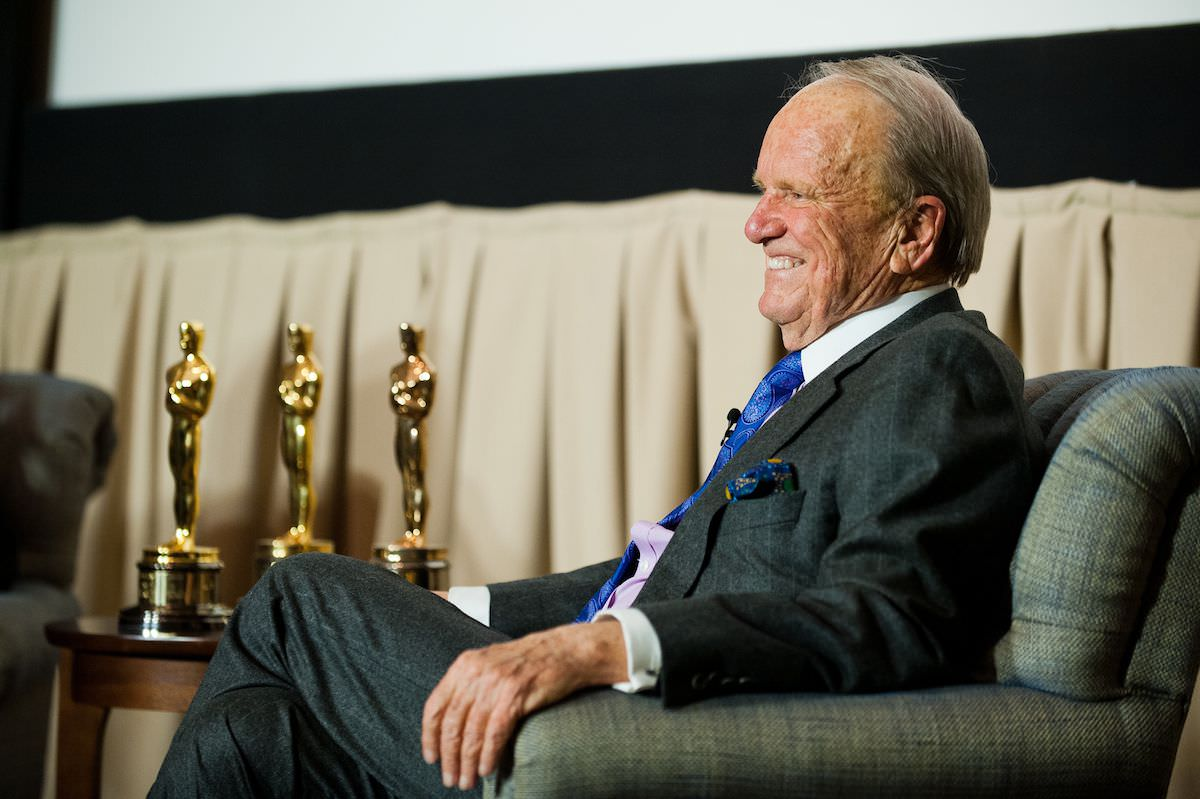An Evening With George Stevens Jr., Celebrating his Honorary Oscar and his Remarkable Career