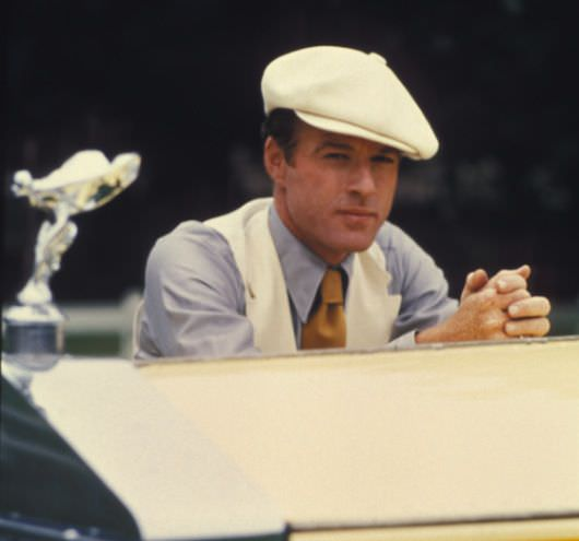 The Greatest Gatsby Before Leo There Was Redford The