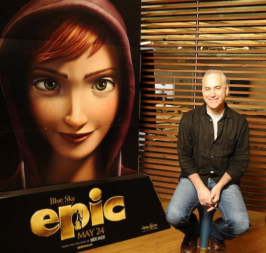 Jerry Davis, producer of 'Epic'