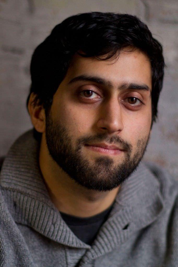Musa Syeed. Photo by Omar Mullick
