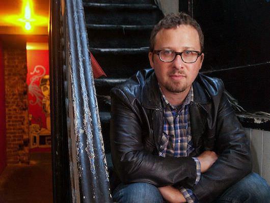 Documentarian filmmaker Jamie Meltzer