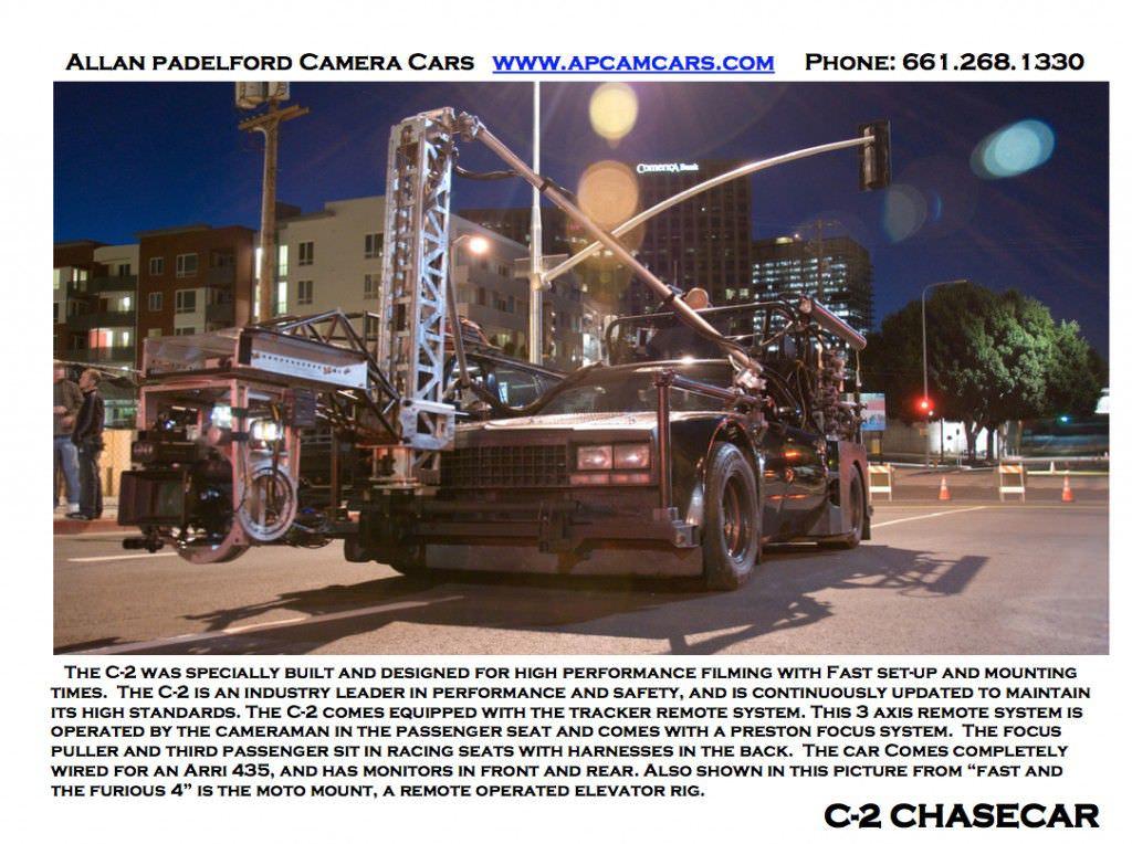 C-2 Chasecar