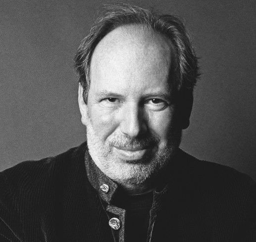 Hans Zimmer - photo credit to his wife, Zoe Zimmer