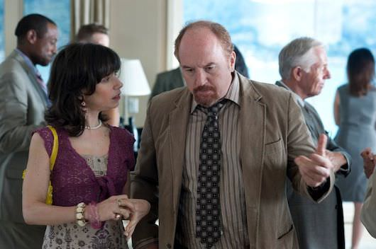 Left to right: Sally Hawkins as Ginger and Louis CK as Al Photo by Merrick Morton  © 2013 Gravier Productions, Courtesy of Sony Pictures Classics
