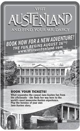 Sony Pictures Classics' 'Austesnland' travel ad