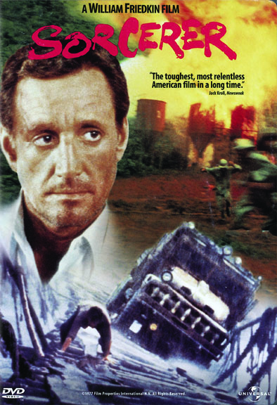 Sorcerer – courtesy of Universal Home Video.