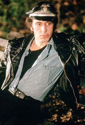 Al Pacino plays undercover cop Steve Burns in Cruising (1980), directed by William Friedkin. The title will be available in the very near future from Warner Archive Collection. Courtesy Warner Brothers.
