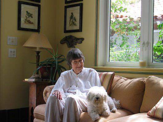 Marion Dougherty. Photo Credit: Jane Slater/ Courtesy of HBO