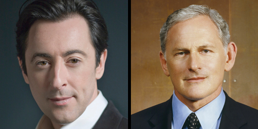 Alan Cumming & Victor Garber