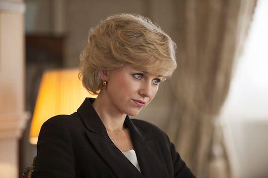 Naomi Watts as Diana. Courtesy Entertainment One