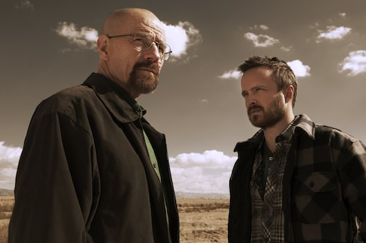 Writer and producer George Mastras penned one of the most explosive Breaking Bad episodes of the show's incredible run.