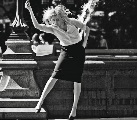 Greta Gerwig as Frances Ha
