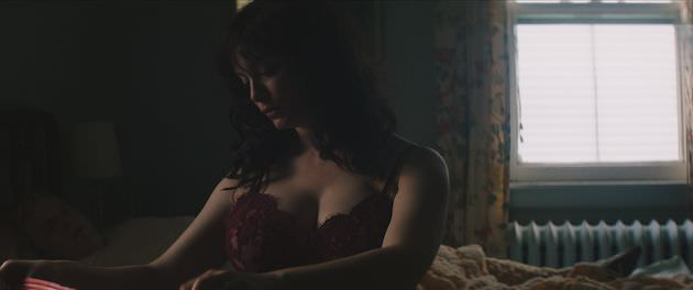 Christina Hendricks in 'God's Pocket.' Courtesy Sundance Film Festival.