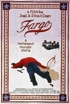 Theatrical release poster for Fargo. Courtesy Gramercy Pictures.