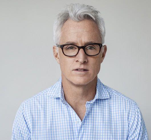 Writer/Director John Slattery