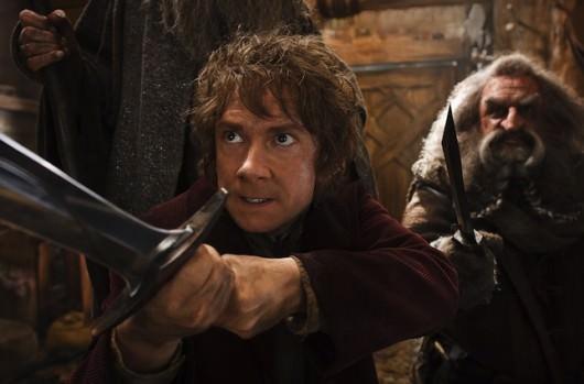 Martin Freeman as Bilbo John Callen as Oin