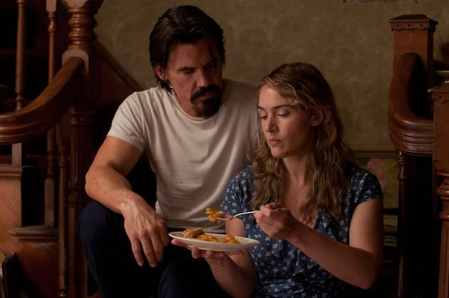 (Left to right) Josh Brolin is Frank and Kate Winslet is Adele in LABOR DAY Written for the Screen and Directed by Jason Reitman to be released by Paramount Pictures and Indian Paintbrush. LD-04407