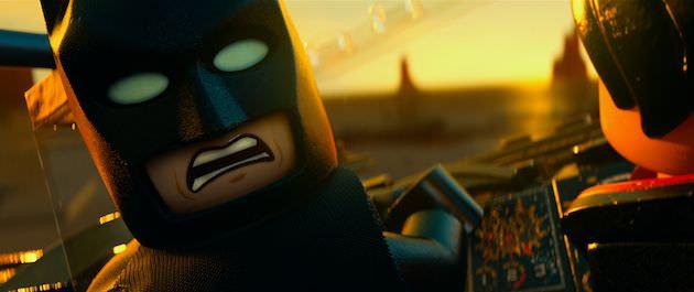 Lego Batman beats his escape. Courtesy Warner Bros. Pictures.