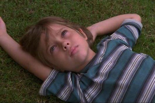 Ellar Coltrane as Mason in Richard Linklater's 'Boyhood.' Courtesy Diaphana Films