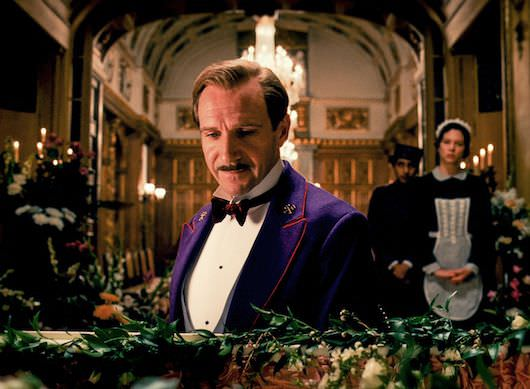 Ralph Fiennes as Gustave in Wes Anderson's 'The Grand Budapest Hotel.' Courtesy Fox Searchlight Pictures.