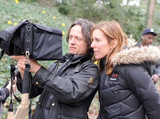 Director Amy Berg. Courtesy Tribeca Film Festival.