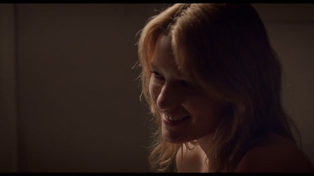 Ashley Hinshaw is Mildred. Photo by Corey Walter copy