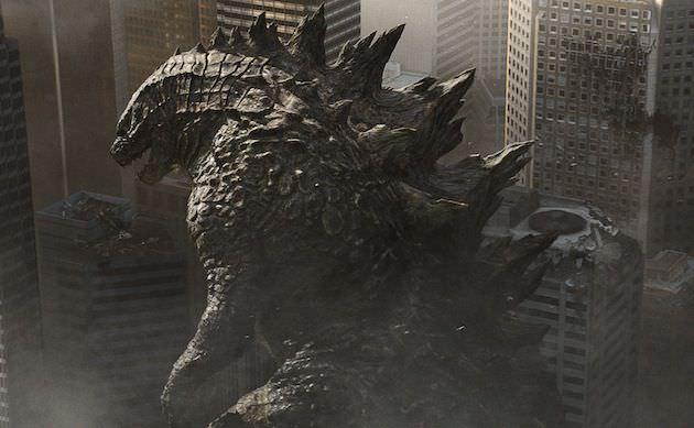 Godzilla has made landfall. Courtesy Warner Bros. Pictures.