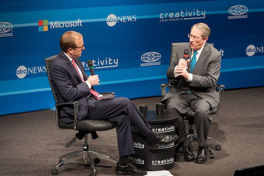 Jonathan Karl, chief White House Correspondent for ABC News, asked House judiciary chairman Bob Goodlatte