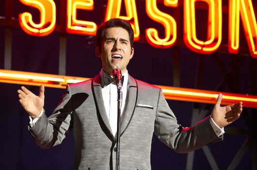 John Lloyd Young as Frankie Valli. Courtesy Warner Bros. Pictures.