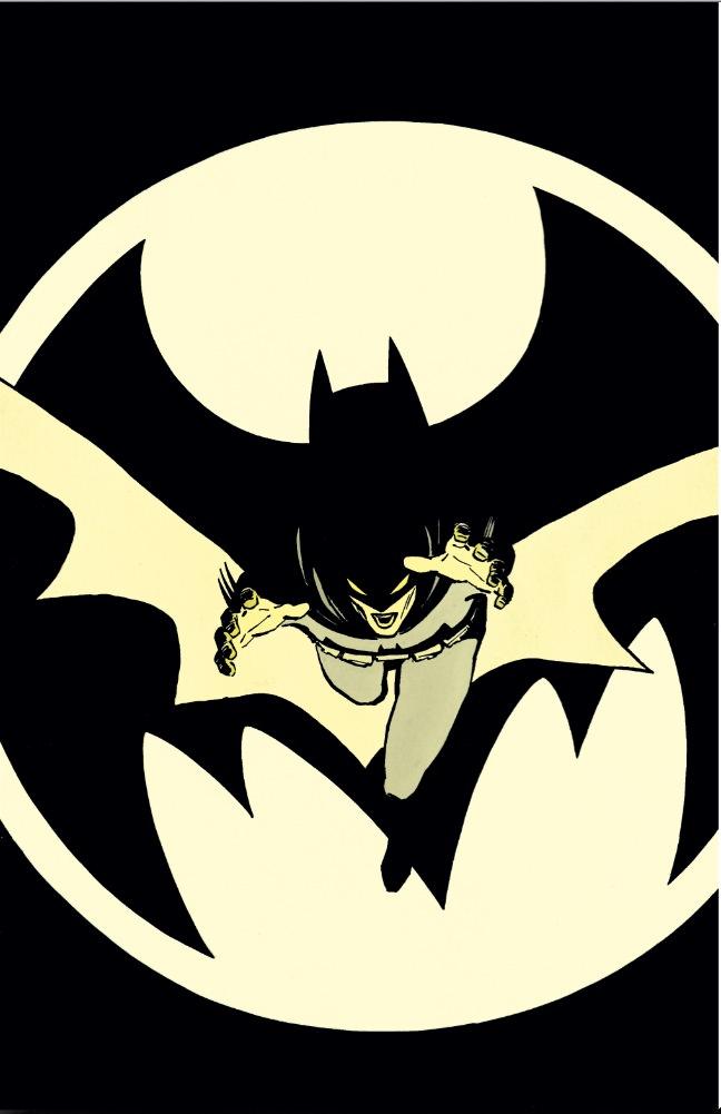 2012. David Mazzucchelli and Chipp Kidd's 'Batman: Year One.' Courtesy DC Comics.