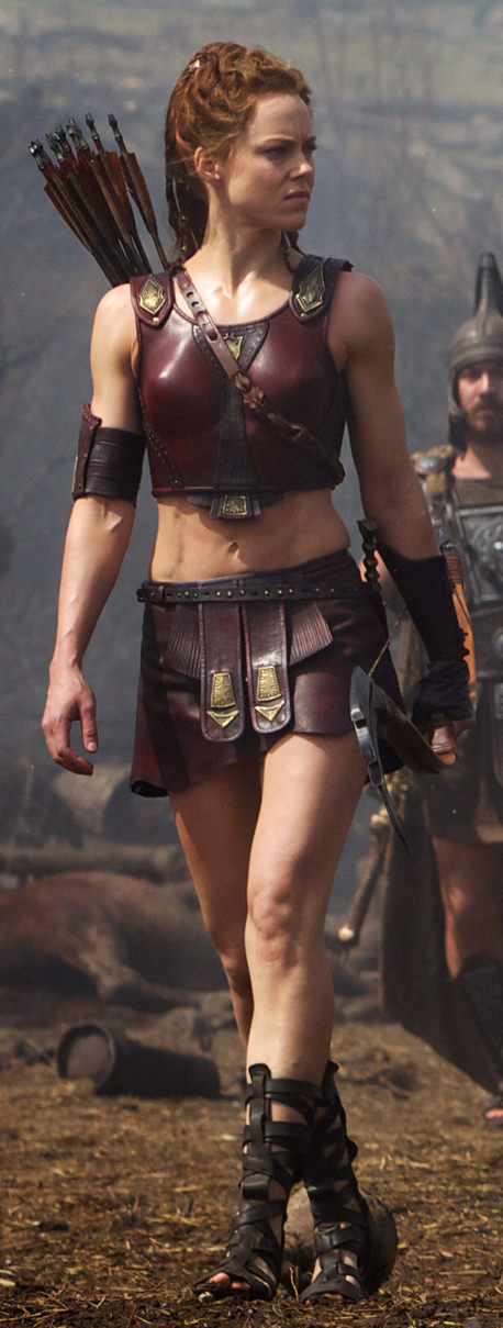 Women Wearing Revealing Warrior Outfits - Page 16 HerculesWomen