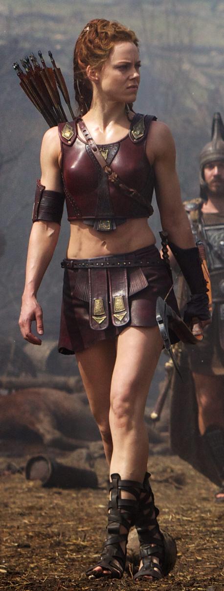 Women Wearing Revealing Warrior Outfits - Page 16 HerculesWomen