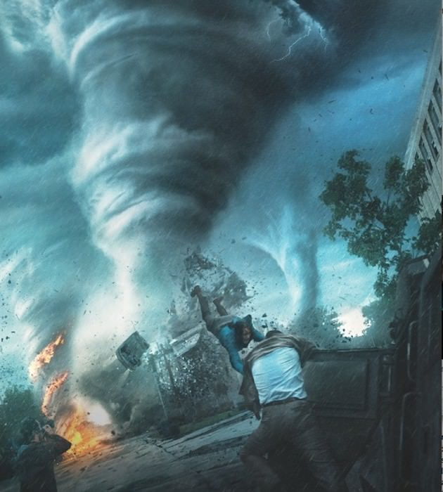 Heroism and hubris in Warner Bros. 'Into The Storm.' Courtesy Warner Bros.