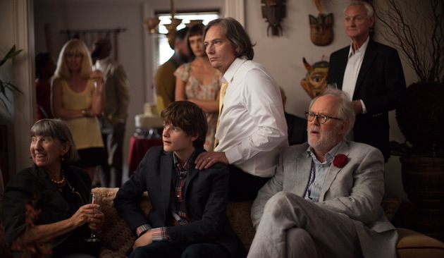 Left to right: Charlie Tahan as Joey, Darren Burrows as Elliot and John Lithgow as Ben Photo by Jeong Park, Courtesy of Sony Pictures Classics