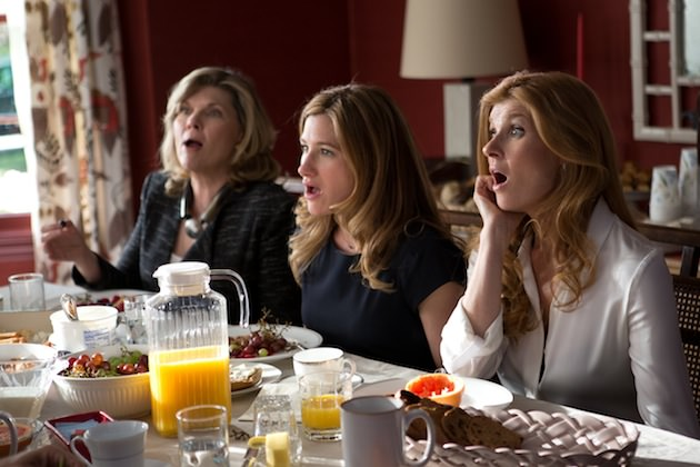 l-r: Debra Monk, Kathryn Hahn and Connie Birtton. Courtesy Warner Bros. Pictures.