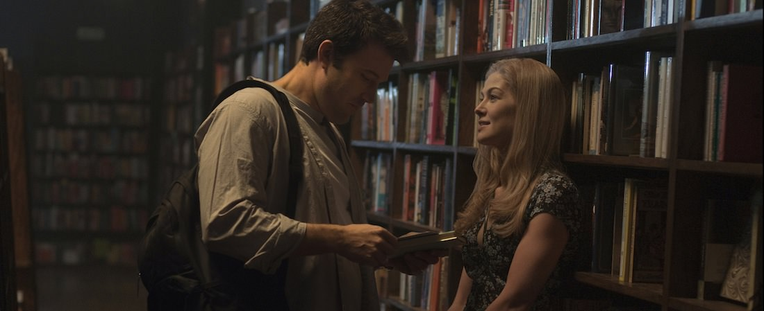 Nick (Ben Affleck) and Amy (Rosamund Pike) have a memorable date. Courtesy 20th Century Fox.