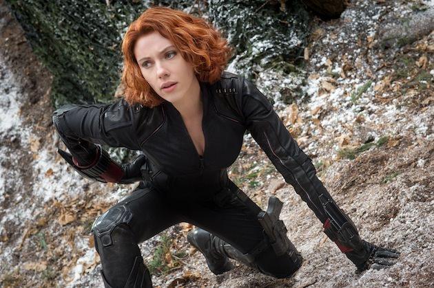 Black Widow/Natasha Romanoff (Scarlett Johansson)