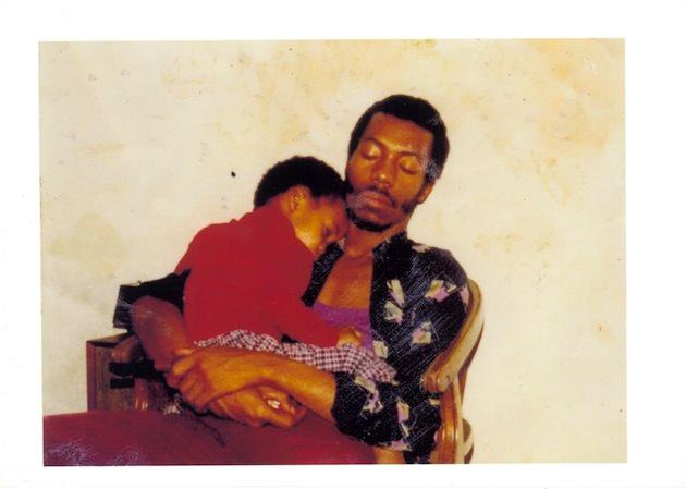 Olu Dara and a young Nas. Courtesy Tribeca Film.
