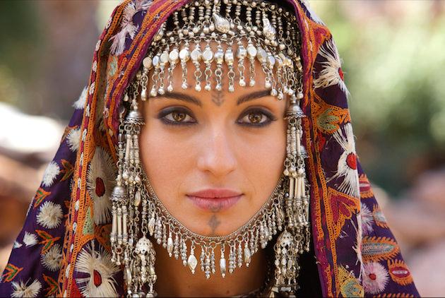 María Valverde portrays Zipporah. Courtesy 20th Century Fox.