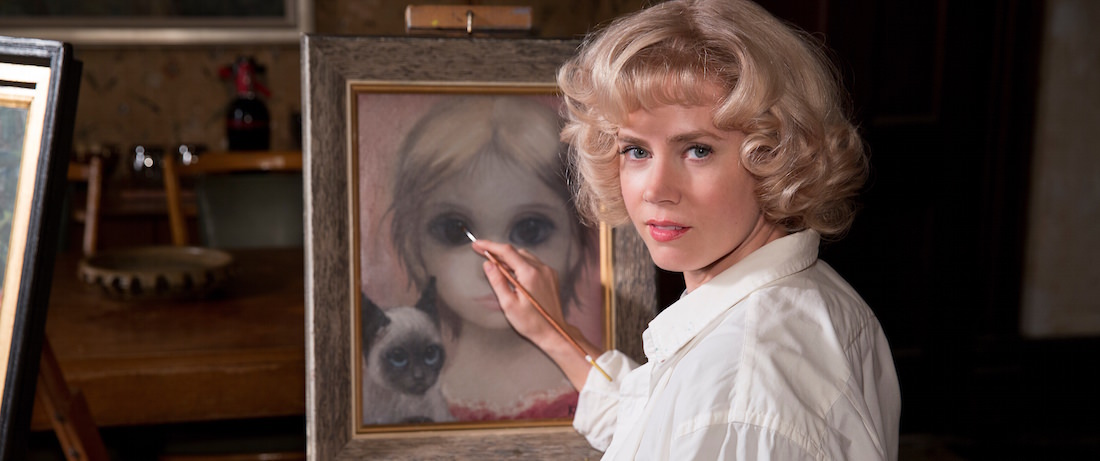 Amy Adams stars as Margaret Keane in Tim Burton's 'Big Eyes.' Courtesy The Weinstein Co.