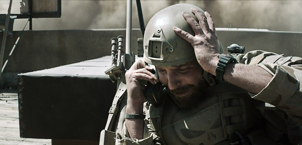 Bradley Cooper in 'American Sniper.' Courtesy Warner Bros. Pictures