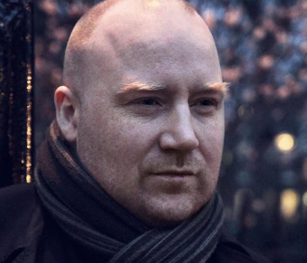 The composer Jóhann Jóhannsson