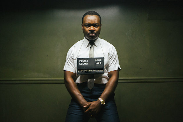 David Oyelowo plays Dr. Martin Luther King, Jr