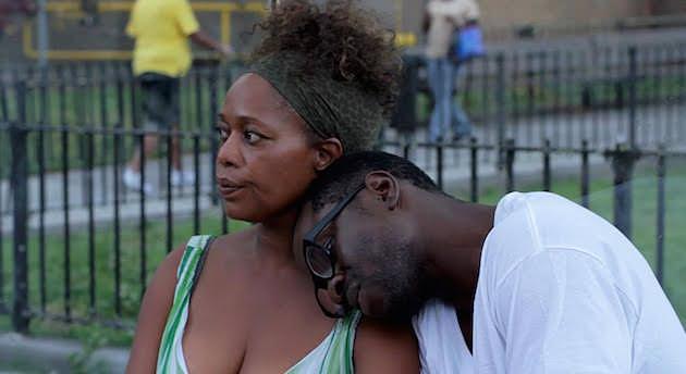 Sheila has Langston (Akinnagbe) right where she wants him.