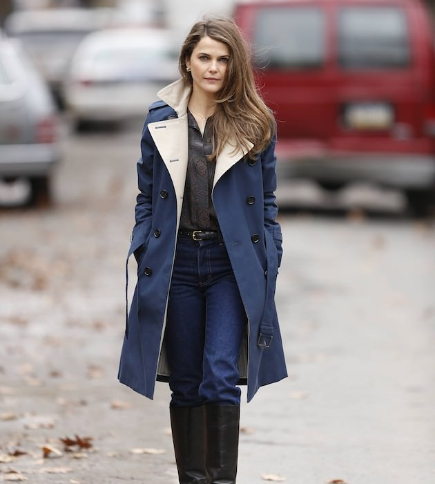 THE AMERICANS - Pictured: Keri Russell as Elizabeth Jennings. CR: Craig Blankenhorn/FX