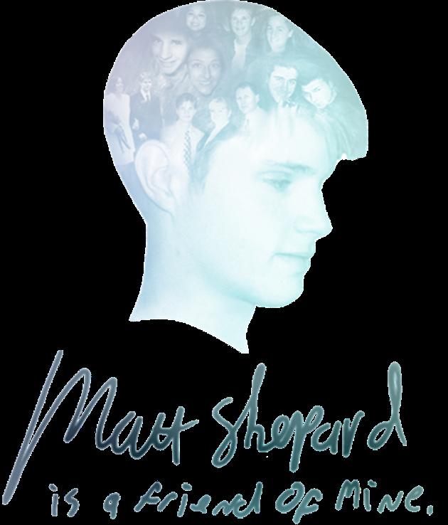 Poster for 'Matt Shepard is a Friend of Mine.'
