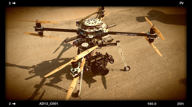 One of Gore's drones.