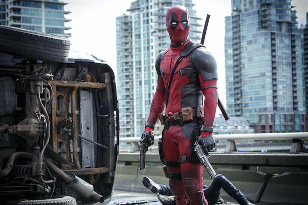 Deadpool is Marvel's most unconventional antihero. Photo by Joe Ledere. Courtesy 20th Century Fox